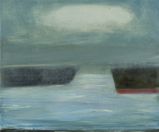, 'Two Boats,' 2015, Tayloe Piggott Gallery
