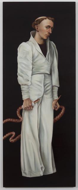 , 'P.T.S.,' 2016, Galerie Nathalie Obadia