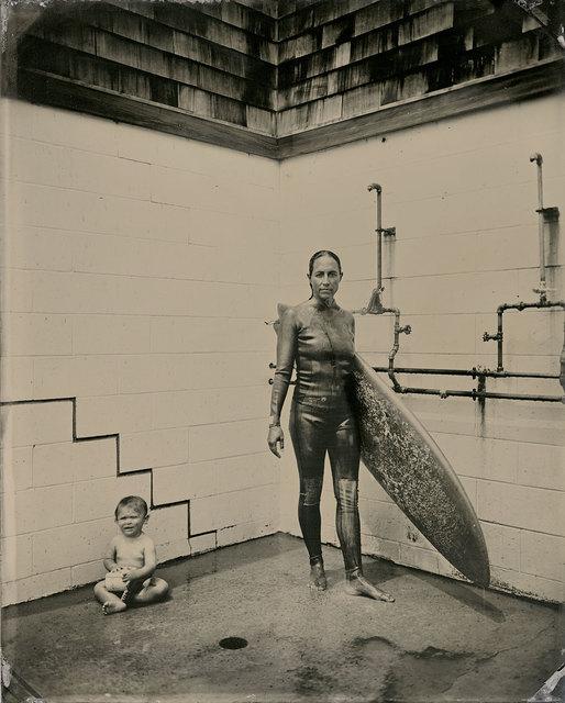 , '15.07.15 #3, Theodore + Katherine (Montauk, NY),' 2015, Von Lintel Gallery