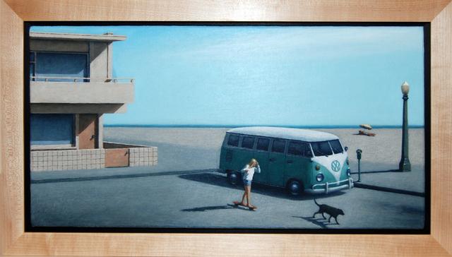 Michael Chapman, 'Breezing Up ', 2015, Lora Schlesinger Gallery