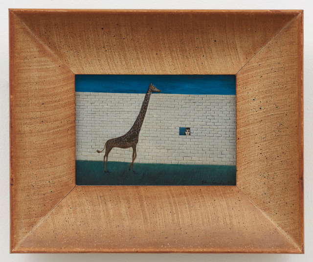 , 'Wall and Giraffe,' 1951, Karma