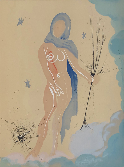 Salvador Dalí, 'Signs of the Zodiac: Virgo', 1967, Winchester Galleries