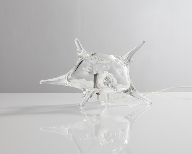 ", 'Unique ""Amoeba"" Illuminated Sculpture,' 2015, R & Company"