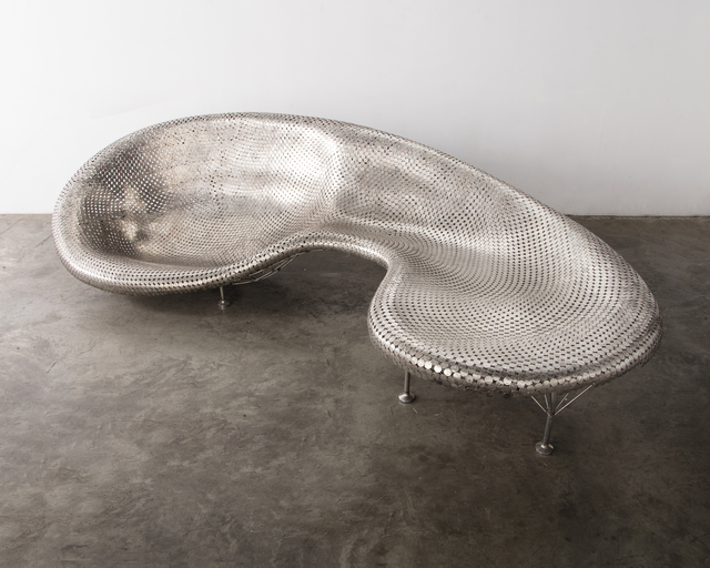 , 'Murmuration Bench,' 2012, R & Company