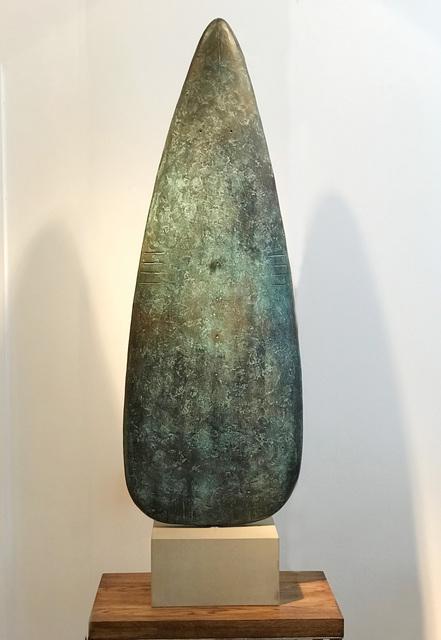 , 'Leaf Venus 2,' 1986, Osborne Samuel