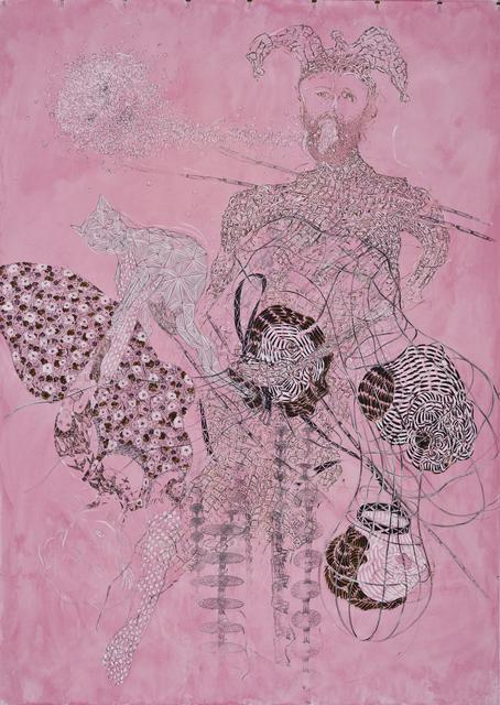 , 'Justaucorps,' 2012, Joyce Yahouda Gallery