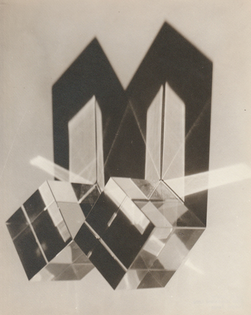 , 'Glass Cubes and Glass,' ca. 1950, PDNB Gallery