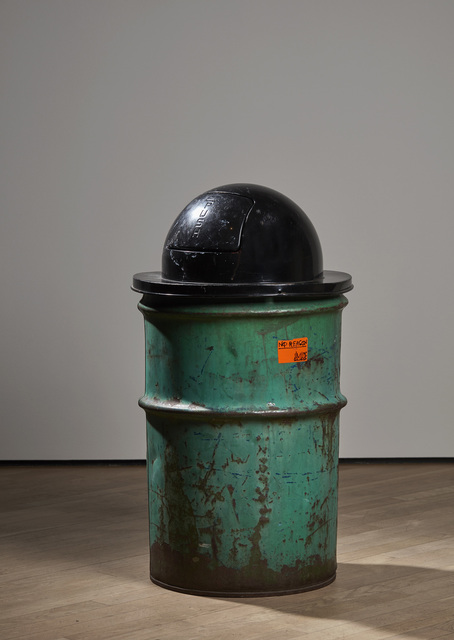 Klara Liden, 'Trash Can', 2012, CFHILL