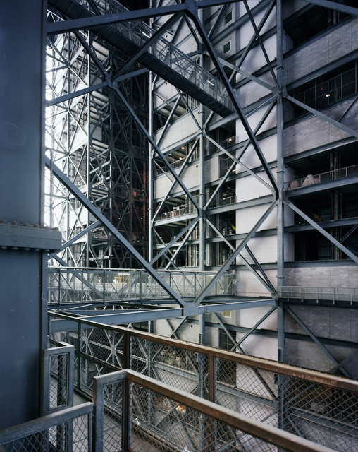 Thomas Struth, 'Vehicle Assembly Building, Kennedy Space Center, Cape Canaveral 2008', 2008, Print, Chromogenic print, Galerie Greta Meert