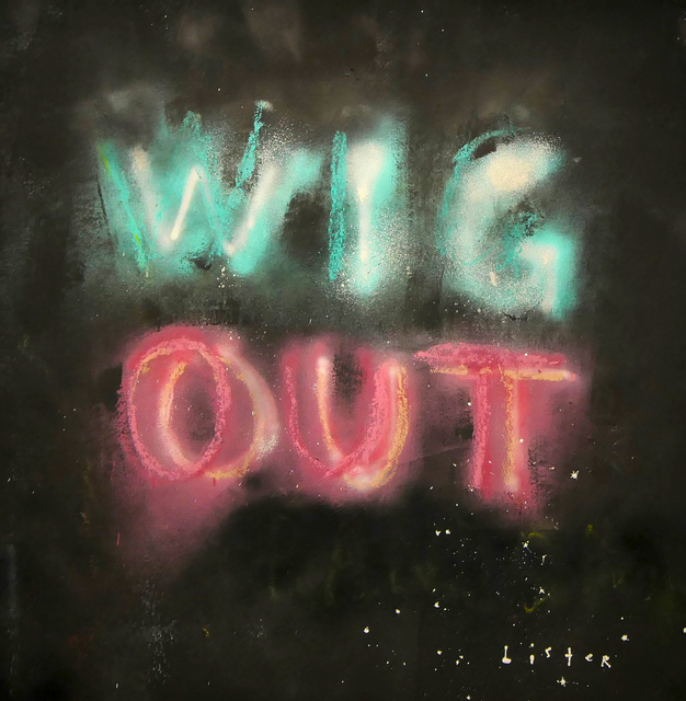 , 'Wig Out,' 2018, Urban Spree Galerie