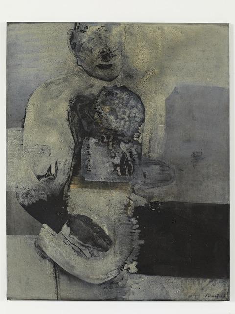 , 'Figur 08/12,' 1994/2012, LEVY Galerie