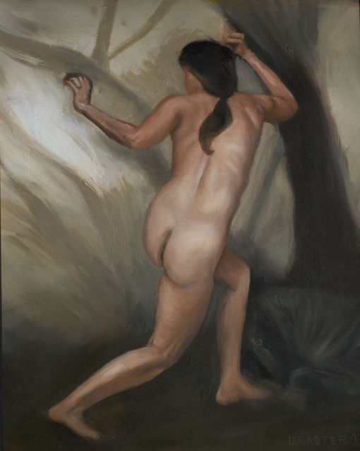 Dwayne Carter, 'Twisted Nude', 2017, Ro2 Art
