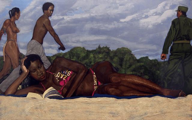, 'La nueva Cuba ,' 2008, Ed Cross Fine Art