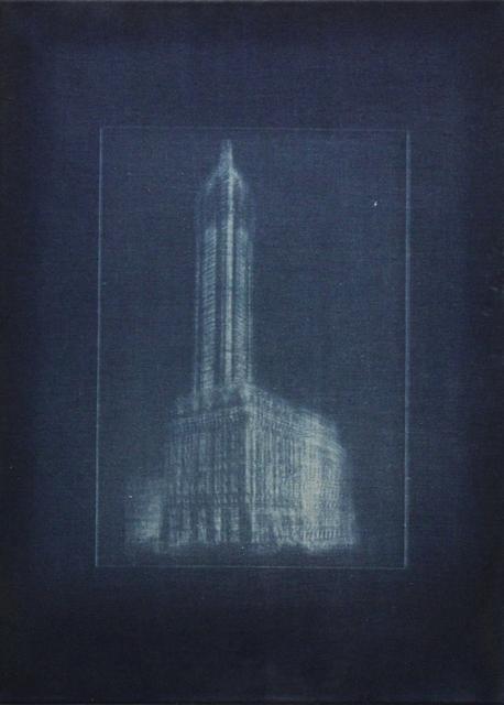 , 'Untitled (Singer Building),' 2018, Christine König Galerie