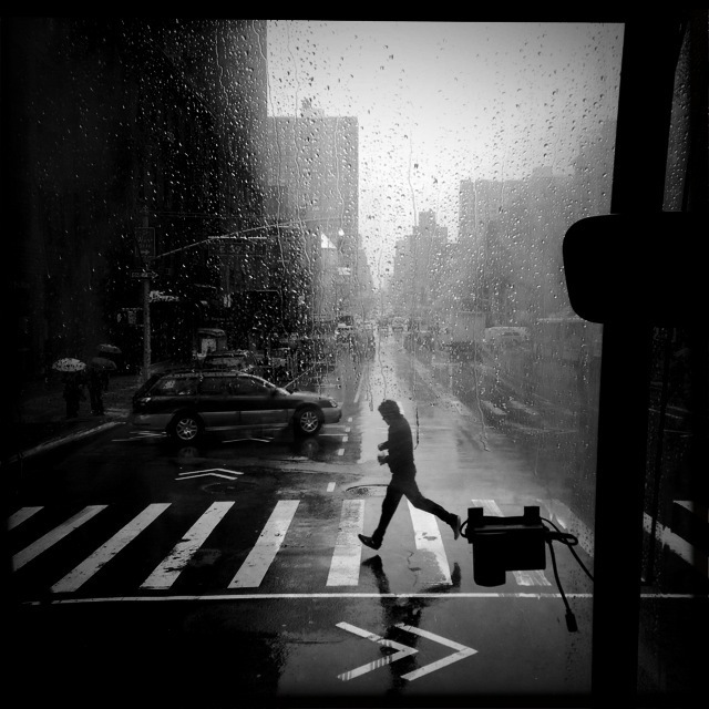 , 'Rain,' 2013, ILEX Gallery