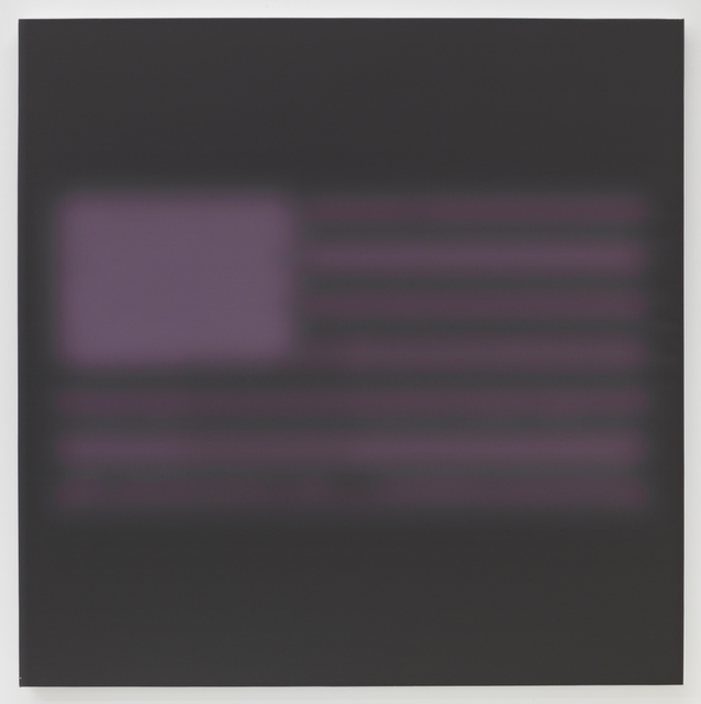 , 'Shroud Flag,' 2014, Feuer/Mesler