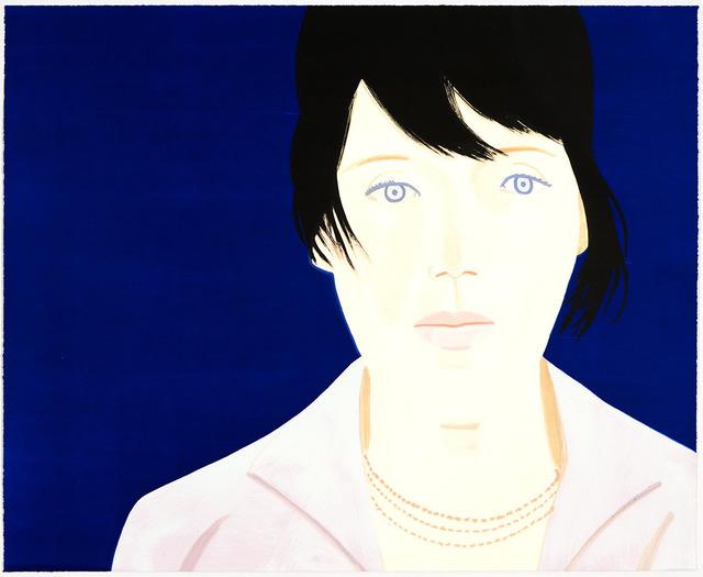 Alex Katz, 'Kym', 2011, Graphicstudio USF