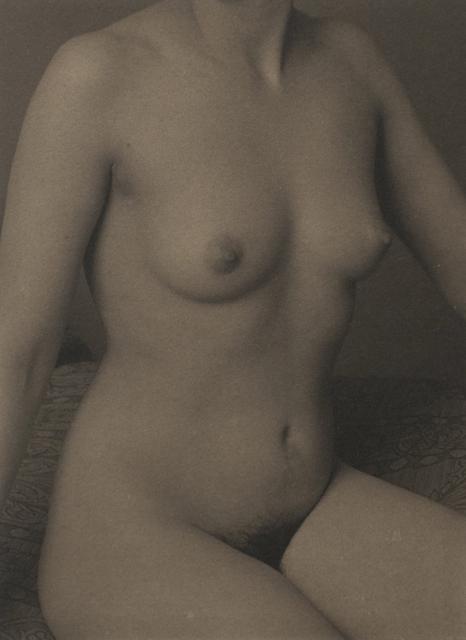 , 'Untitled (Nude),' 1923, Bruce Silverstein Gallery