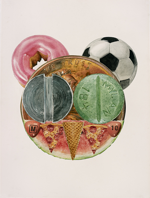 , 'Bear,' 2014, Joshua Liner Gallery