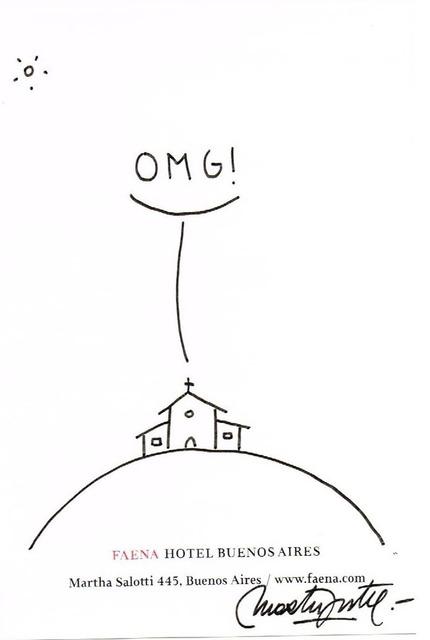 , 'OMG!,' 2013, Galería del Paseo