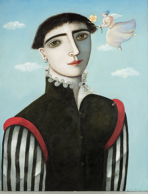 , 'Blessings of an Angel,' 2017, Hybrid Gallery