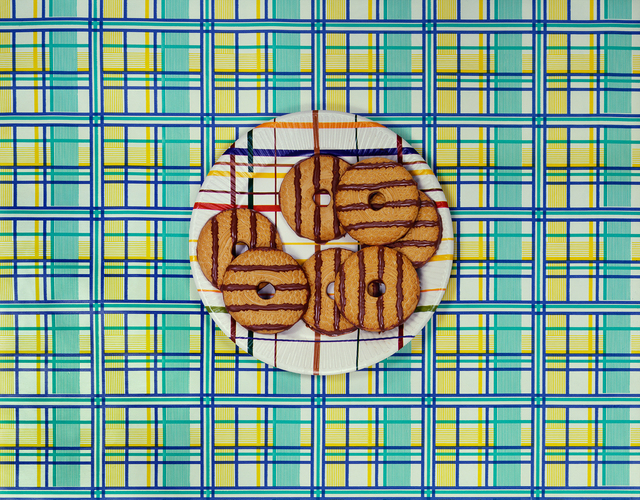 , 'Cookies on a Plate,' 1978, RYAN LEE