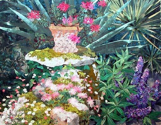 , 'Abby Garden Wall,' , Zenith Gallery