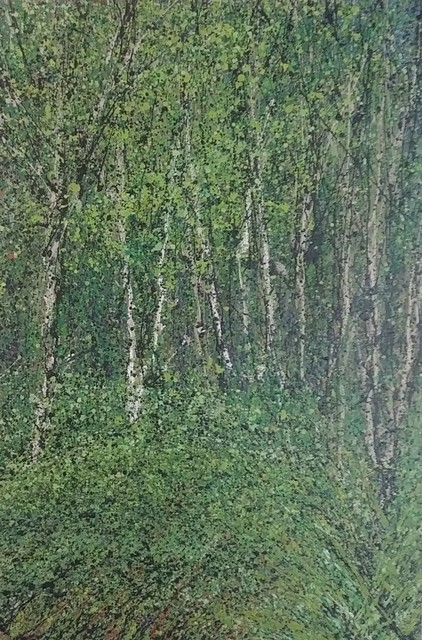 , 'Japanese Botanical Garden,' , Rebecca Molayem Gallery