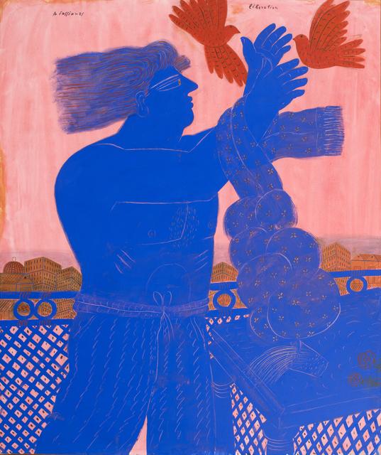, 'Liberation,' , Galerie Sophie Scheidecker