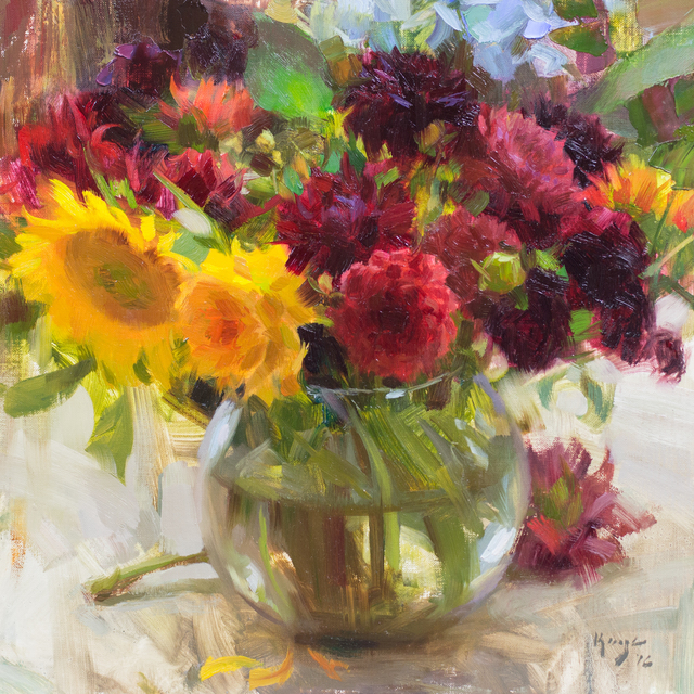 , 'Bowl of Flowers,' , Gallery 1261