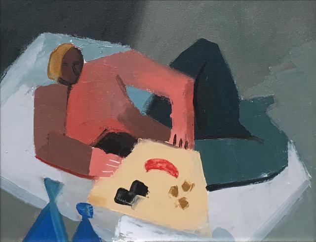 Jonathan Sobol, 'Playing Games', 2019, M.A. Doran Gallery