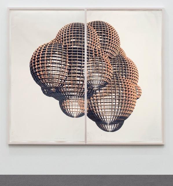 , 'Estantería Burbuja,' 2016, Sean Kelly Gallery