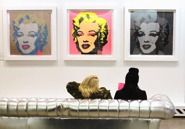 Andy Warhol, 'Marilyn Monroe (FS II.26)', 1967, Print, Screenprint on Lenox Museum Board, Revolver Gallery