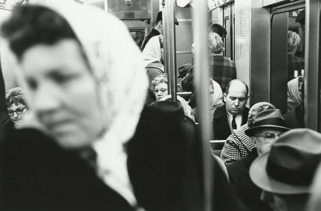 Ray K. Metzker, '65 K-16, Philadelphia', 1965, Howard Greenberg Gallery