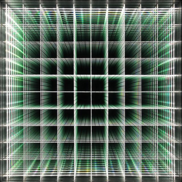, 'Mirror Drawing #14,' 2013, C. Grimaldis Gallery