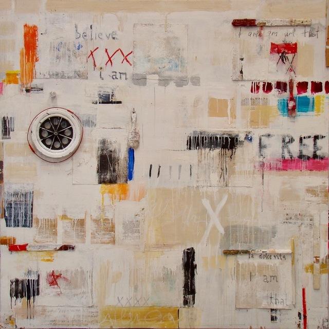 Amadea Bailey, 'JUST BELIEVE', 2017, Fabrik Projects Gallery