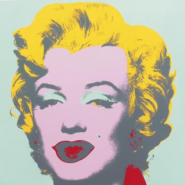 , 'Marilyn (F. & S. II. 23),' 1967, Eden Fine Art