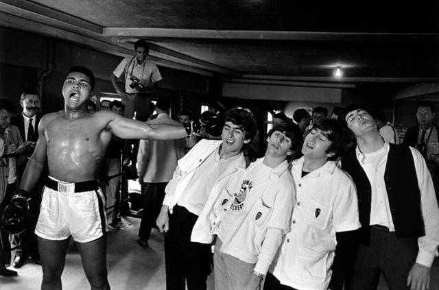 Chris Smith, 'Ali versus The Beatles', 1964, Alon Zakaim Fine Art