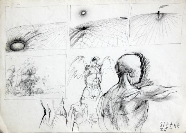 , 'Landscapes, wings,' 1970-2000, Gallery Katarzyna Napiorkowska | Warsaw & Brussels
