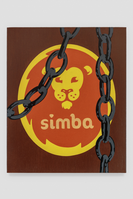Jebila Okongwu, 'Simba (study)', 2019, Baert Gallery