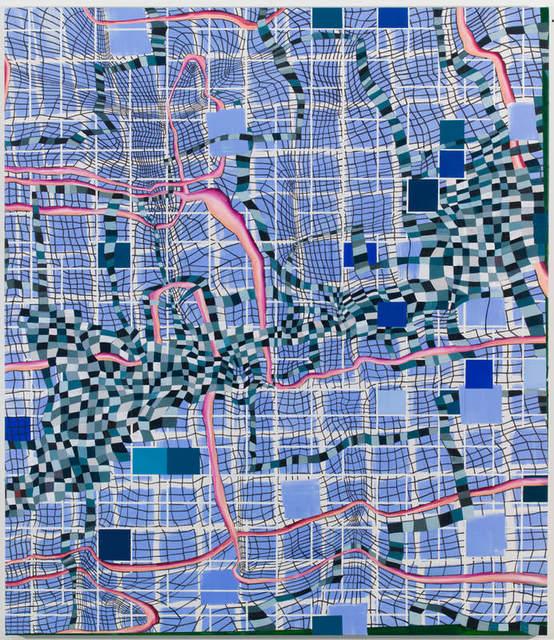 , 'Improv Index,' 2017, Zolla/Lieberman Gallery