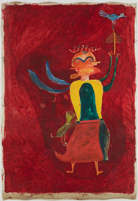 , 'Fairy Ravijojla & Bird,' 1966, Cavin Morris Gallery