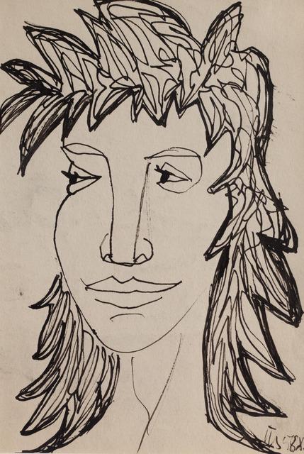 , 'Frizz,' 1960-s, Vellum