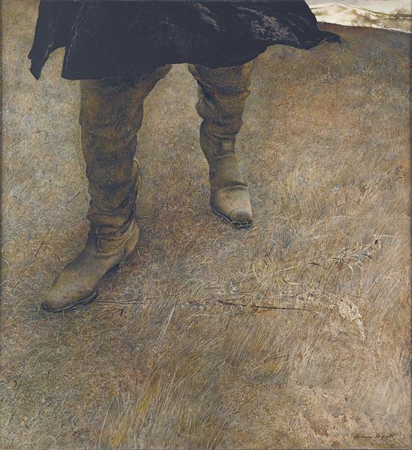 , 'Trodden Weed,' 1951, Museo Thyssen-Bornemisza