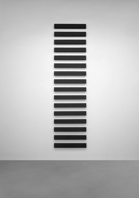 , '16 Horizontal parts,' 1999, A arte Invernizzi