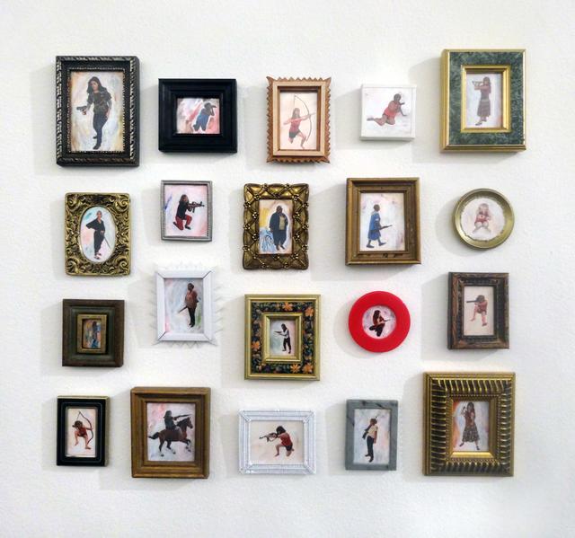 , 'Las Conquistadores - Set of 20,' 2012, Nohra Haime Gallery