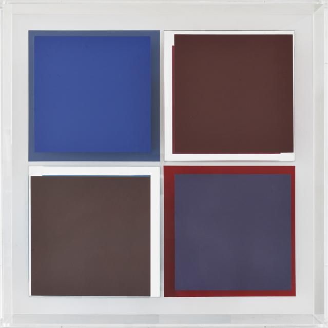 , 'st,' 2008, Galerie Denise René