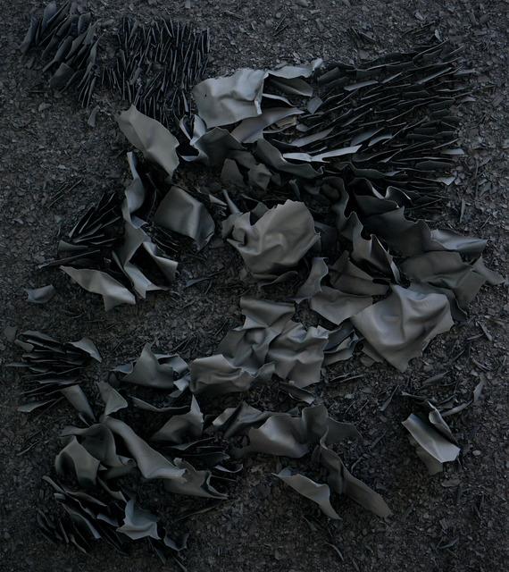 , 'Black inside black,' 2019, ART'LOFT, Lee-Bauwens Gallery