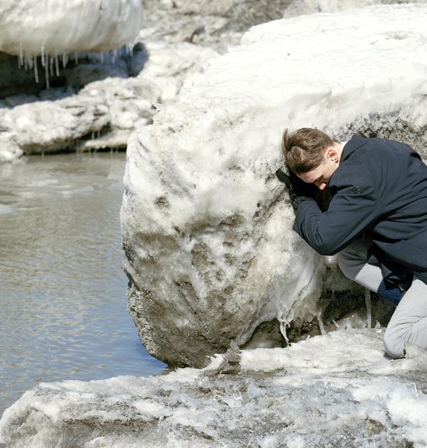 , '#6 de la suite brise glace,' 2016, galerie antoine ertaskiran