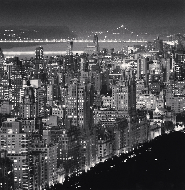 , 'Upper Manhattan and George Washington Bridge, NY, NY,' 2010, A Gallery for Fine Photography